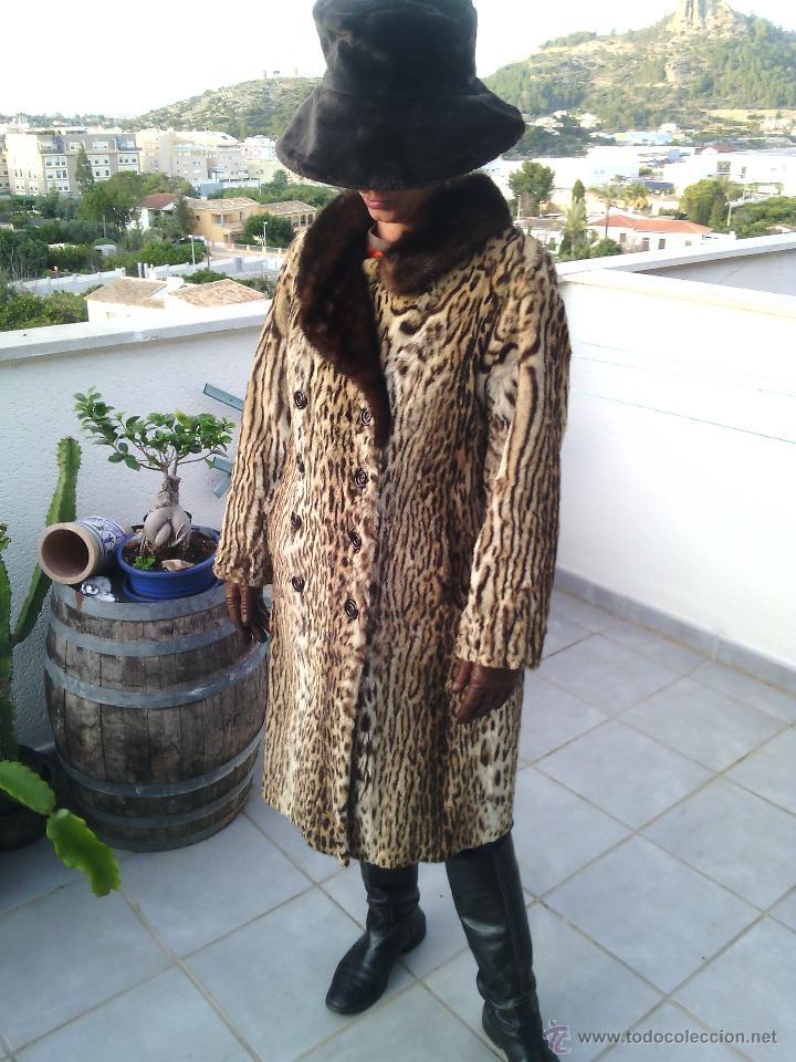 Y En Venta Directa Leopardo De 54160779 Visón Abrigo Piel Vendido vqpantRx