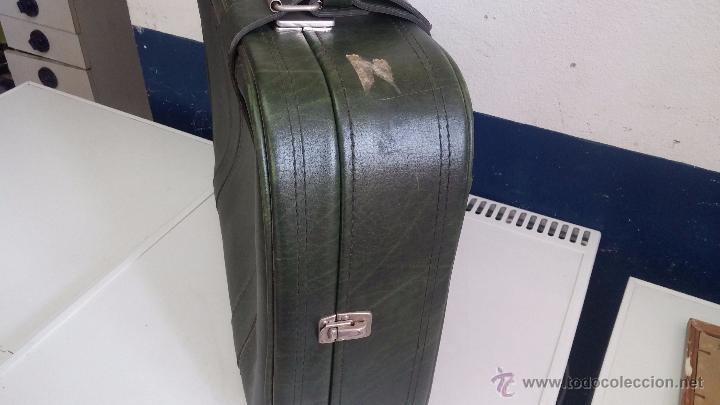 Vintage: Antiguo maletín maleta, ideal para guardar colecciones o para darle uso vintage - Foto 3 - 54276777