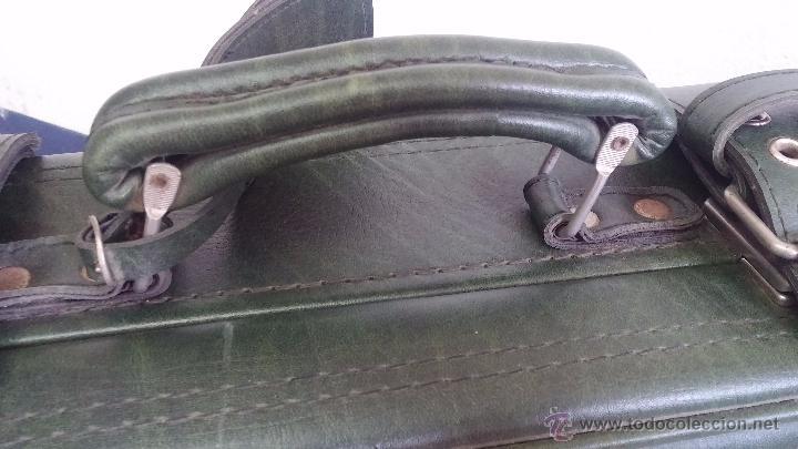 Vintage: Antiguo maletín maleta, ideal para guardar colecciones o para darle uso vintage - Foto 6 - 54276777