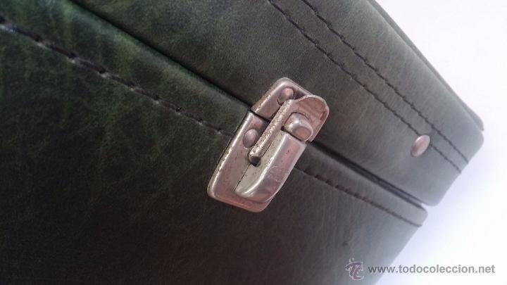 Vintage: Antiguo maletín maleta, ideal para guardar colecciones o para darle uso vintage - Foto 10 - 54276777