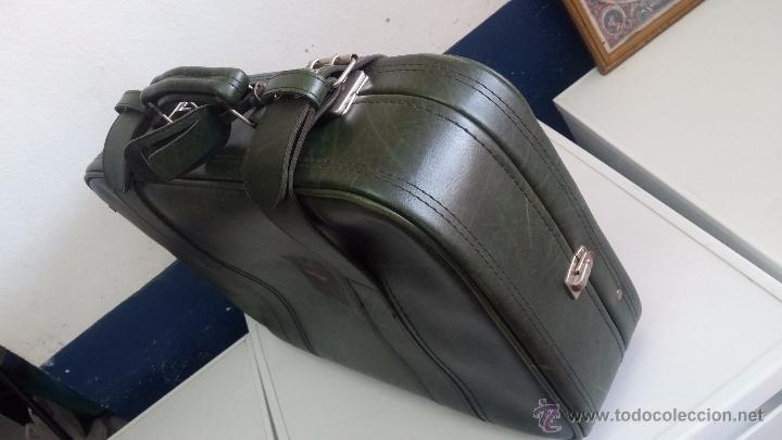 Vintage: Antiguo maletín maleta, ideal para guardar colecciones o para darle uso vintage - Foto 11 - 54276777