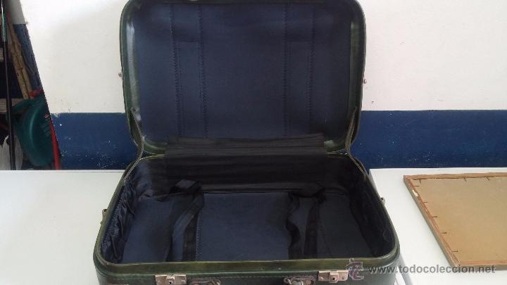 Vintage: Antiguo maletín maleta, ideal para guardar colecciones o para darle uso vintage - Foto 15 - 54276777