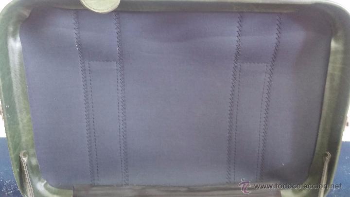 Vintage: Antiguo maletín maleta, ideal para guardar colecciones o para darle uso vintage - Foto 22 - 54276777