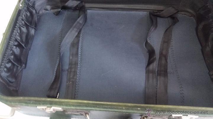 Vintage: Antiguo maletín maleta, ideal para guardar colecciones o para darle uso vintage - Foto 24 - 54276777