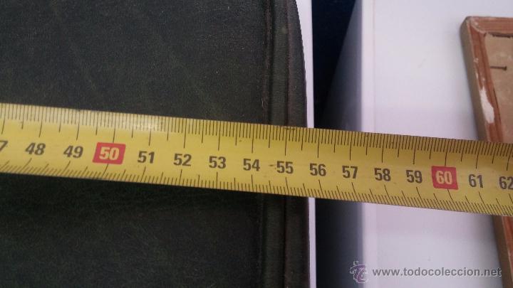 Vintage: Antiguo maletín maleta, ideal para guardar colecciones o para darle uso vintage - Foto 26 - 54276777
