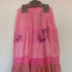 Vintage: FALDA IBICENCA DE LOS 70. Lote 54283191