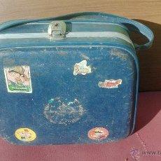 Vintage: MALETA MALETIN VINTAGE MARCA TAURO. Lote 54516685