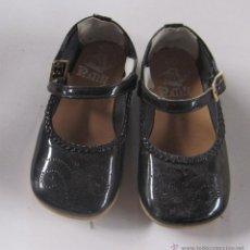 Vintage: ZAPATOS VINTAGE. ZAPATOS INFANTIL. MOCASIN. DE PIEL. AÑOS 50. SIN USAR. MARCA RATIN.. Lote 54648375