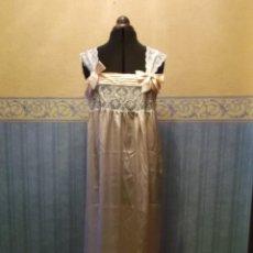 Vintage: CAMISÓN (TALLA 44). Lote 55057254