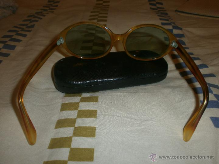 Vintage: GAFAS DE SOL VINTAGE MONTURA OVALADA MAXIM'S. FUNDA VISIOLAB. - Foto 4 - 55076212