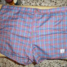 Vintage: MODA VINTAGE. BAÑADOR (PANTALÓN DEPORTIVO). LUANVI, AÑOS 60/70, NUEVO, CON ETIQUETA. Lote 56192782