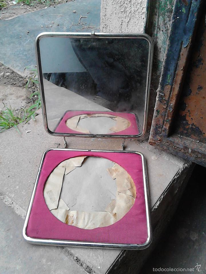 Vintage: espejo - Foto 2 - 56299061