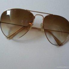 Vintage: GAFAS DE SOL - CABALLERO - MARCA CARAVELLE - AÑOS 80. Lote 56323796