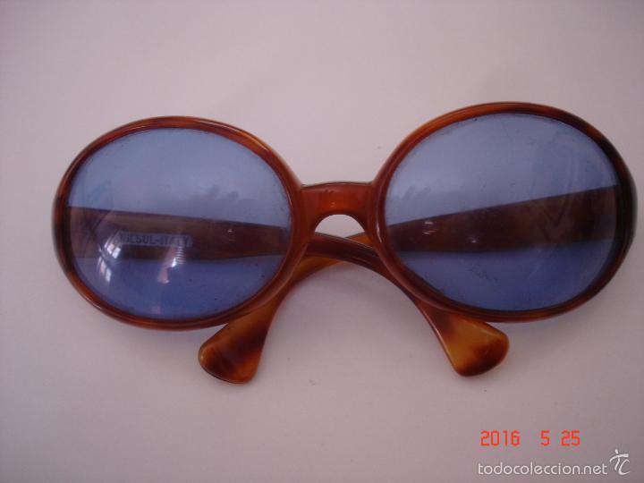 b54cdff990 6 fotos GAFAS DE SOL MUJER NILSOL, AÑOS 70 (Vintage - Moda - Complementos)  ...