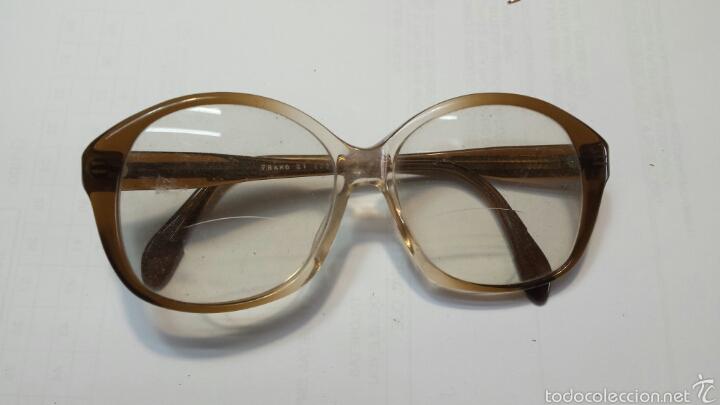 ANTIGUAS GAFAS MARCA FRAMO MODELO DORI (Vintage - Moda - Complementos)