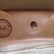 Vintage: ESTUCHE PARA GAFAS RAY-BAN IMPACT RESISTANT LENSES BAUSCH&LOMB B/L VINTAGE. Lote 57486751