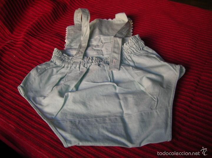 Vintage: Antiguo pelele de bebé,muy bonito - Foto 2 - 58541438