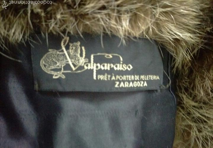 Donde vender un abrigo de vison en zaragoza