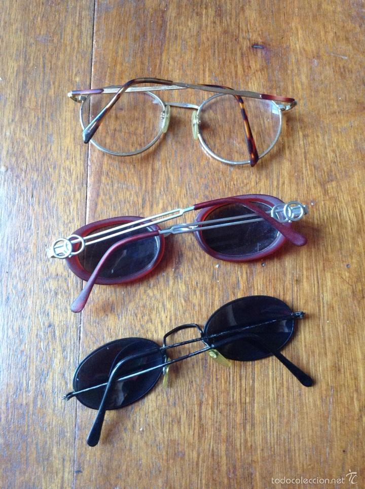 Vintage: Gafas sol y graduadas años 80 - Foto 2 - 60629343