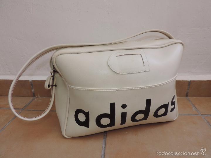 Bolsa Vendido Deportivo Bolso En Adidas Retro Venta Vintage n0wOPX8k
