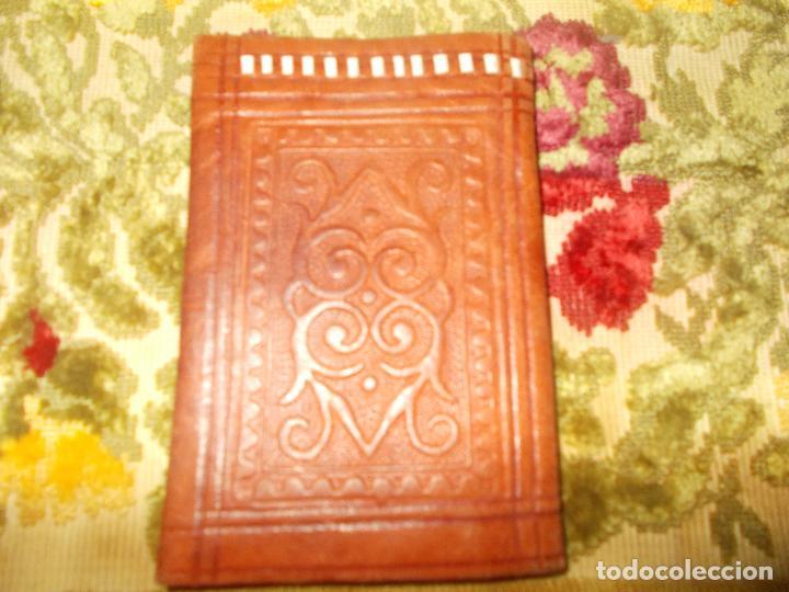 Vintage: Cartera Billetera de piel - Foto 2 - 62074424