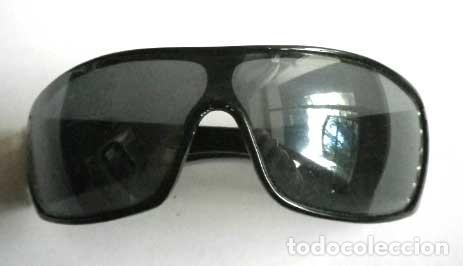 Gafas de sol italianas italy design ref 07503 con incrustaciones simil circonitas en lentes, años 80 segunda mano