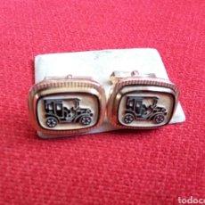 Vintage: GEMELOS AÑOS 60. COCHE ANTIGUO. Lote 66211619