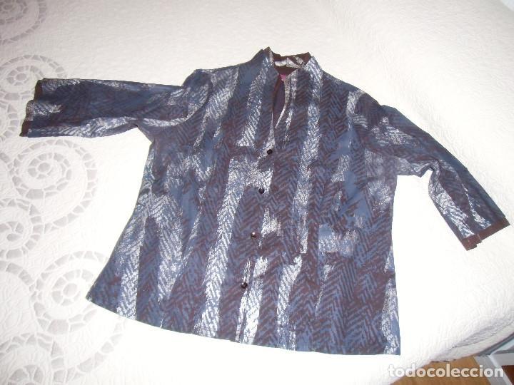 Vintage: Lote de dos camisas de Adolfo Domínguez - Foto 6 - 66464606
