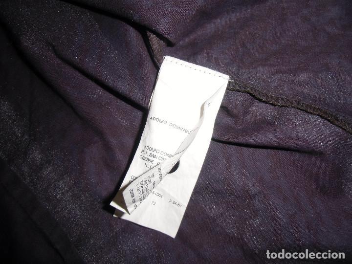 Vintage: Lote de dos camisas de Adolfo Domínguez - Foto 10 - 66464606