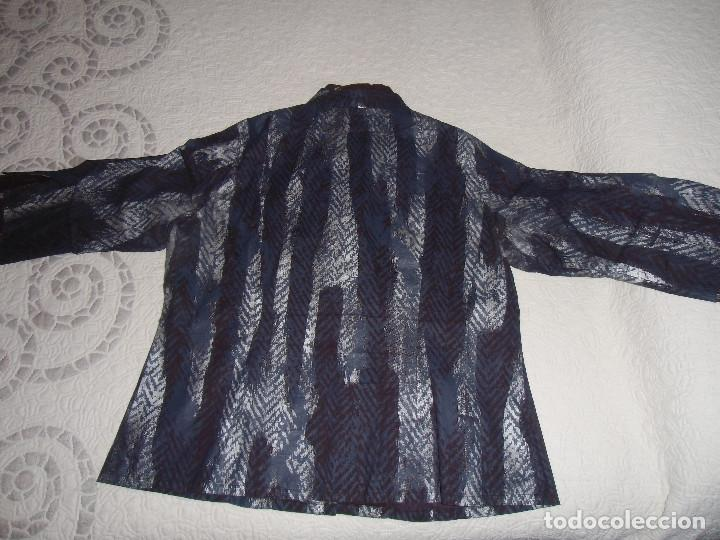 Vintage: Lote de dos camisas de Adolfo Domínguez - Foto 11 - 66464606
