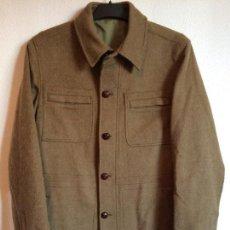 Vintage: ABRIGO DOS CUARTOS DE HOMBRE HACKENEY. TALLA 48 (M). AÑOS 70-80. NUEVO. Lote 66522338