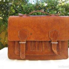 Vintage: CARTERA PIEL. Lote 67295785