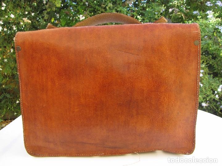Vintage: Cartera piel - Foto 3 - 67295785
