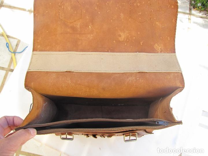 Vintage: Cartera piel - Foto 6 - 67295785