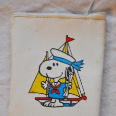 Vintage: MODELO 6. MONEDERO CARTERA DE SNOOPY. AÑOS 80. [NUEVA]. Lote 67762857