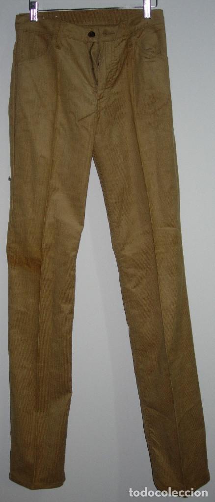 Vintage: levi's pantalón de pana, original años 70-80, nuevo con etiqueta, vintage, W32 L34 - Foto 2 - 144152394