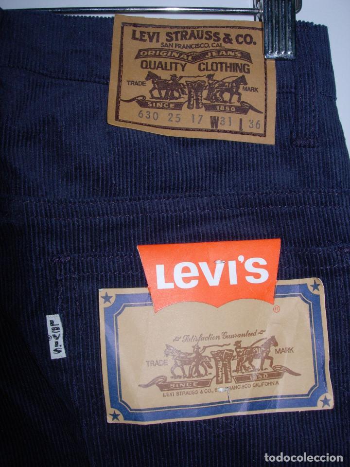 De Levi's Pana nue Vendido En Pantalón Venta 70 Años original 80 1cKFJl