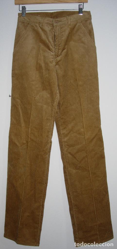 Levi S Pantalon De Pana Original Anos 70 80 Nue Sold Through Direct Sale 67954453