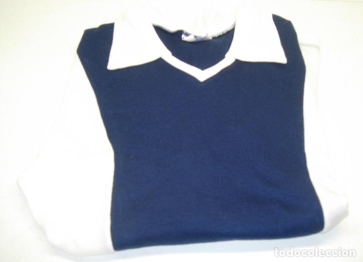 Vintage: Camisa camiseta jersey tipo rugby marca RESSY original años 70 nueva retro vintage - Foto 2 - 68557749