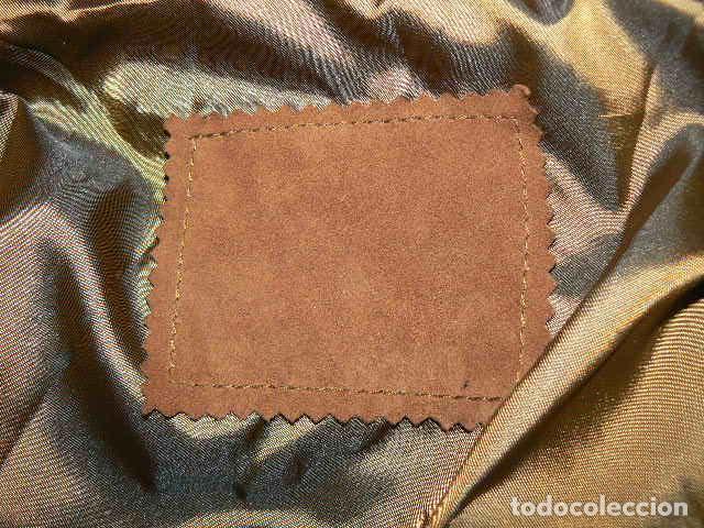 Vintage: Cazadora de ante - Foto 13 - 71944887
