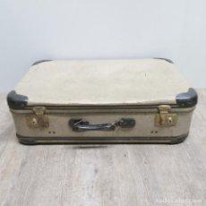 Vintage: MALETA VINTAGE PARA DECORACIÓN. 1940 - 1950.. Lote 73710887