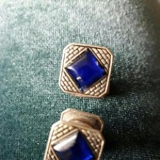 Vintage: KUM A PART / GEMELOS / CUFFLINKS O BOTONES PARA CAMISA / MADE IN USA. Lote 73806063