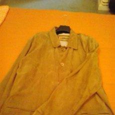 Vintage: CHAQUETA .CHAQUETON ANTE .AÑOS 80 MARCA PATRICIA T 54. Lote 74065755