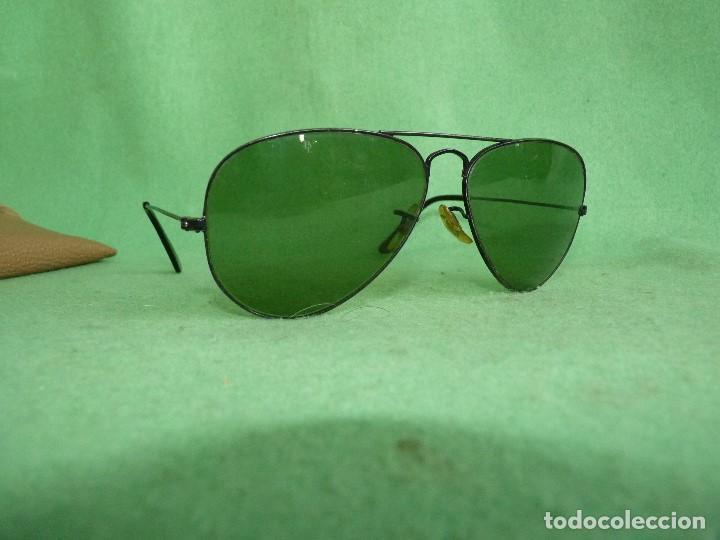 gafas ray ban tipo aviador