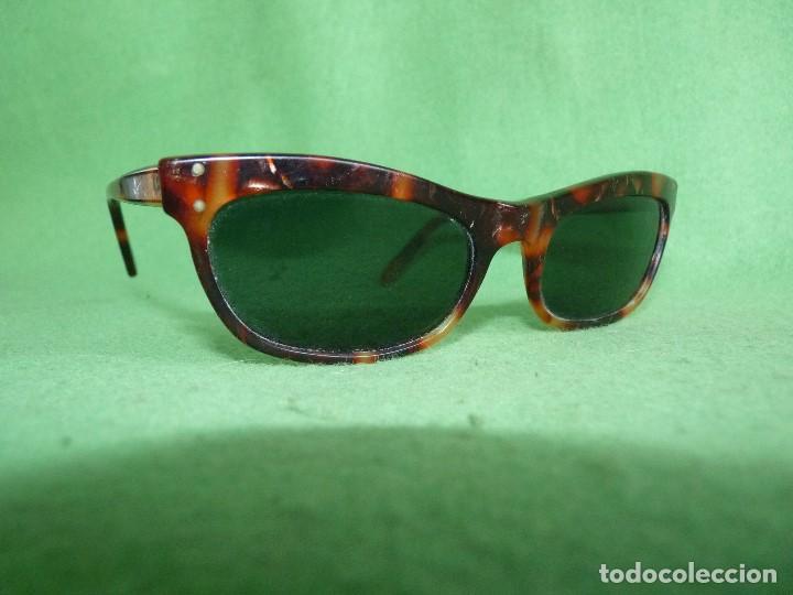 Elegantes gafas antiguas mariposa cateye originales años 60 colección  vintage retro pin up a8083ad1ee3b