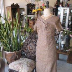 Vintage: VESTIDO DE FIESTA, AÑOS 60. PARTY DRESS FROM THE 60´S. Lote 55363590