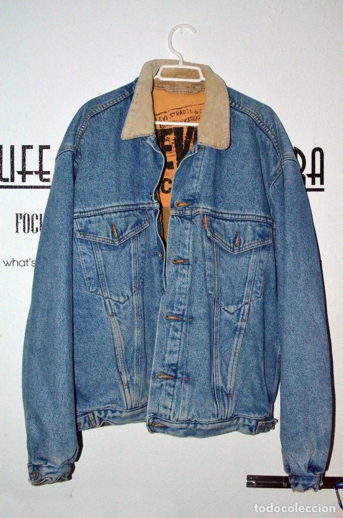 oficial de ventas calientes en venta venta usa online Chaqueta Levi's Vintage, Original