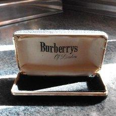 Vintage: CAJA DE TERCIOPELO BURBERRY. Lote 76106491