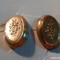 Vintage: PAREJA DE GEMELOS VINTAGE PARA CAMISA DE CABALLERO.. Lote 76542047