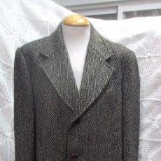 Vintage: ABRIGO TWEED HOMBRE CORTEFIEL. Lote 80651646